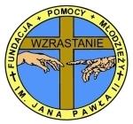 Ikona przekierowania na stronę Fundacja Pomocy Młodzieży im. Jana Pawła II Wzrastanie